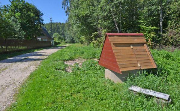Участок 10 соток у леса в СНТ Синяя Роща (ж/д станция в доступности)
